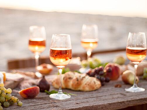 Дегустация. Оранжевые вина: мифы и реальность