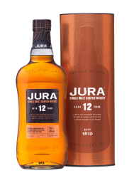 Jura Aged 12 Years in gift box