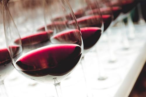Дегустация красных вин Испании
