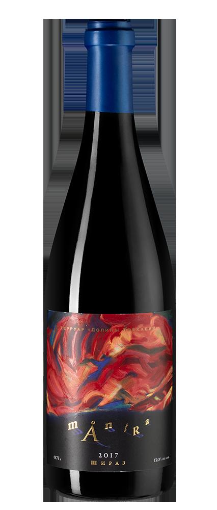 Вино Mantra Шираз