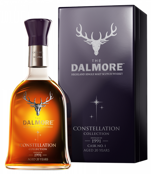 The Dalmore Constellation 1991 Cask №1