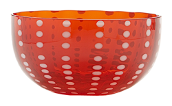 Perle Bowl (Red)