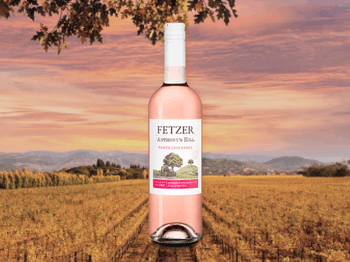 Вино недели: Anthony's Hill White Zinfandel от Fetzer