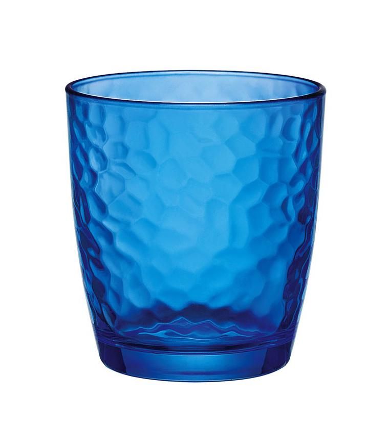 Bormioli Palatina Water Blue Set of 3 pcs.