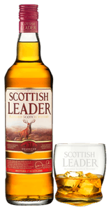 Scottish Leader (with glass)