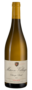 "Вино Macon Villages ""Champ Brule"" Vincent, Chateau Fuisse, 2015 г."