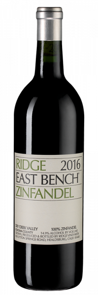 East Bench Zinfandel