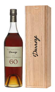Арманьяк Bas-Armagnac Darroze Les Grands Assemblages 60 Ans d'Age
