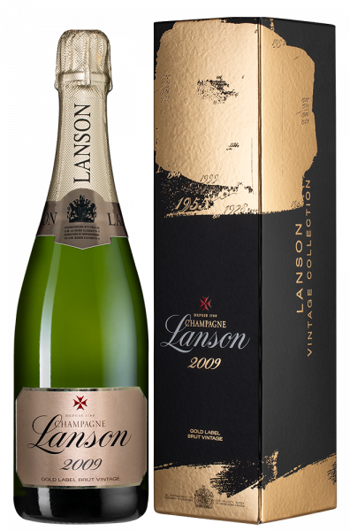 Lanson Gold Label Brut Vintage