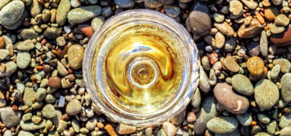 Дегустация. Вина с морским настроением