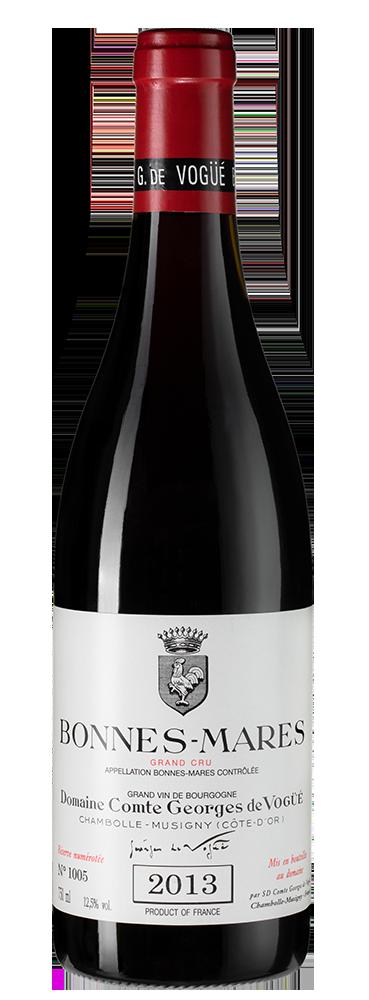 Вино Bonnes-Mares Grand Cru, Domaine Comte Georges de Vogue, 2013 г. цена