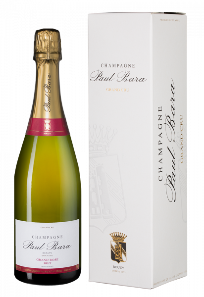 Grand Rose Brut Grand Cru Bouzy