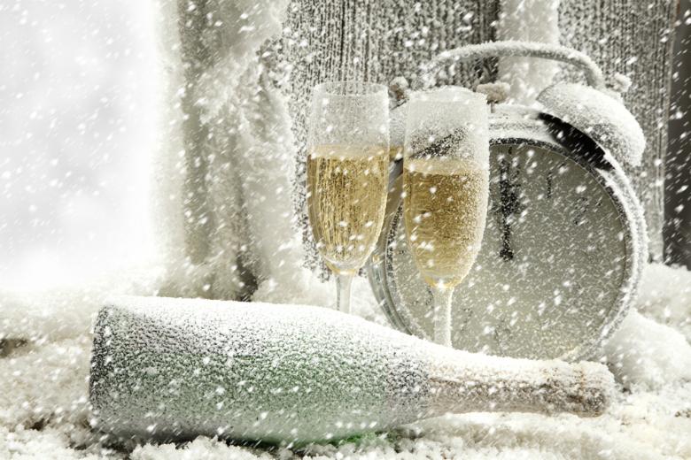 Разница между шампанским, кавой, асти, просекко и креманом