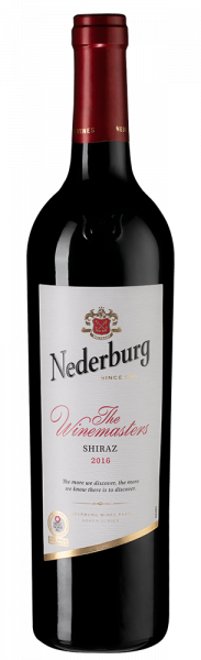 Nederburg Shiraz Winemasters