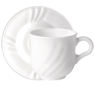 Ebro Coffee (Set cup+ saucer of 6)