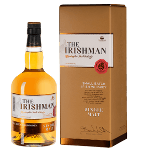Виски The Irishman Single Malt