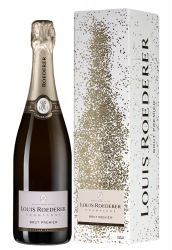 Louis Roederer Brut Premier (graphic gift box)