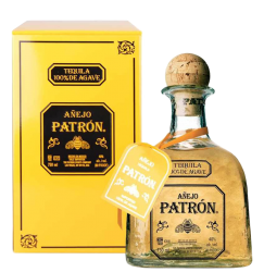 Patron Anejo (tin gift box)