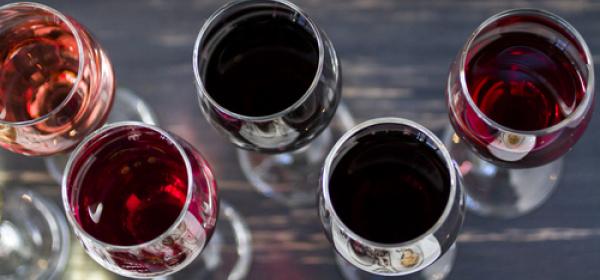 Дегустация креплёных вин
