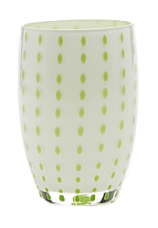 Perle Tumbler Cabochon (Apple Green)