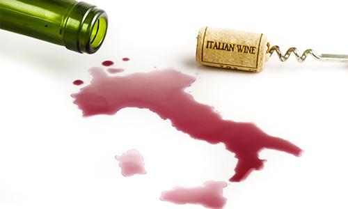 Курс. Вина Италии
