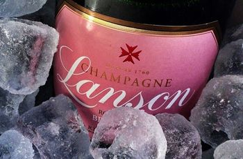 Вино недели: Lanson Rose Label Brut