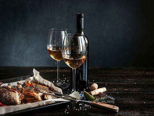 Ужин с винами хозяйства Troplong Mondot (Saint Emilion, Bordeaux)