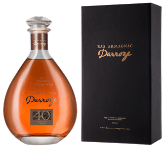 Арманьяк Bas-Armagnac Darroze Les Grands Assemblages 40 Ans d'Age