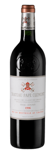 Вино Chateau Pape Clement Rouge, 1996 г.