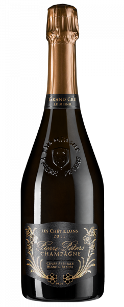 Champagne Pierre Peters Cuvee Speciale les Chetillons Brut Grand Cru