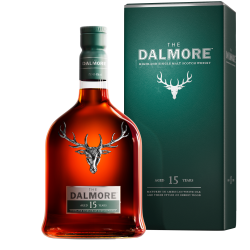 The Dalmore Aged 15 Years