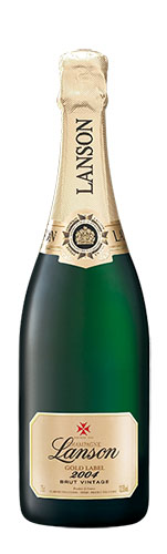 Lanson Brut Vintage Gold Label