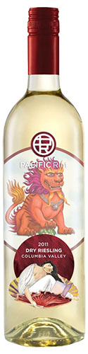 Pacific Rim Winemakers Dry Riesling 2012