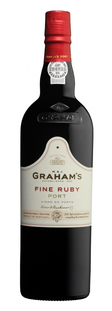 Порто Graham's Fine Ruby Port
