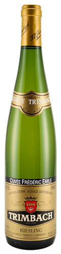 "Trimbach Riesling ""Cuvee Frederic Emile"""