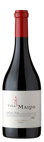 Limited Edition Syrah