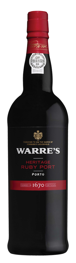 Warre`s Heritage Ruby Port 86425
